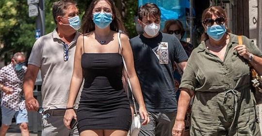 Un estudio afirma que las mascarillas pueden generar inmunidad frente a la Covid 19