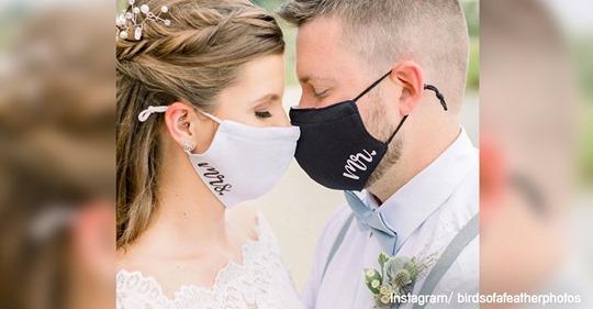 ¿Quieres casarte en la pandemia? Así son las bodas durante el coronavirus