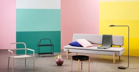 Aplica la cromoterapia para decorar tu casa