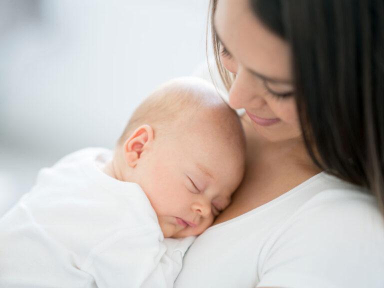 4 errores que una madre primeriza suele cometer