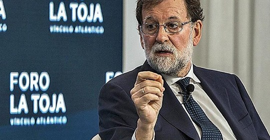 Mariano Rajoy celebra la sentencia de la Gürtel: Es una reparación moral