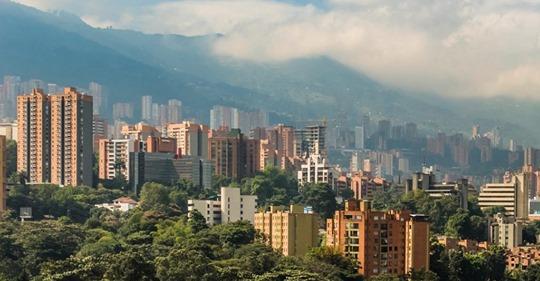 Medellín la deslumbrante capital
