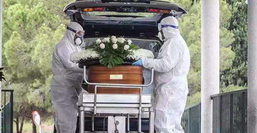 España acabó 2020 con más de 70.000 fallecidos de los esperados