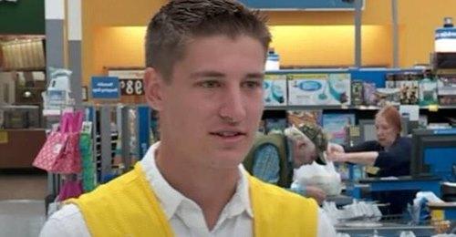 Madre de acogida va de compras con tres niños y cuando está ante el cajero le dice: Lo siento