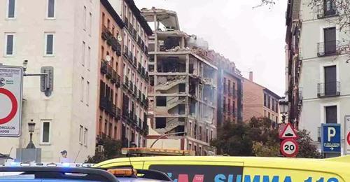 El detalle que ha salvado a los niños del colegio cercano a la explosión de Madrid
