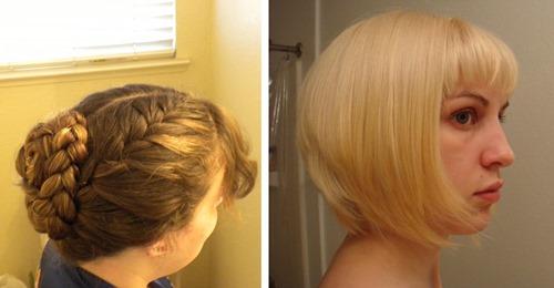 Estos 7 populares peinados son más dañinos de lo que crees