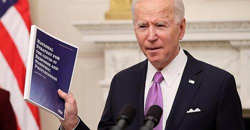 Joe Biden anuncia que los pasajeros que viajen a EEUU deberán hacer una cuarentena a su llegada