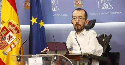 Dos futbolistas españoles, contra Podemos por los altercados en Madrid