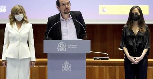 Pablo Iglesias solicita su indemnización como exvicepresidente: cobrará 5.316 euros al mes durante 15 meses