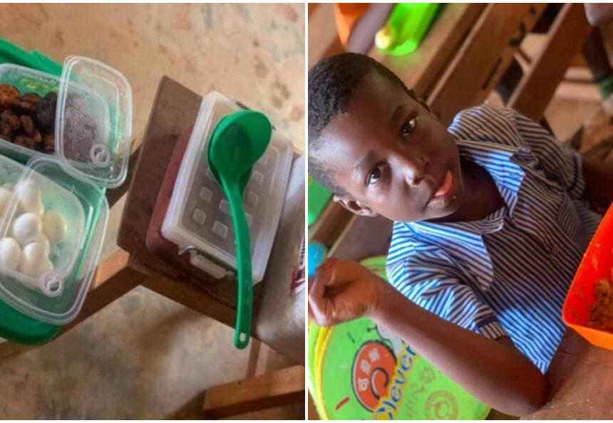 Maestra cocina en el salón de clases y es sancionada por las autoridades