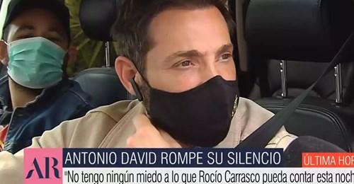 Antonio David da un golpe en la mesa y le embarga el dinero a Rocío Carrasco