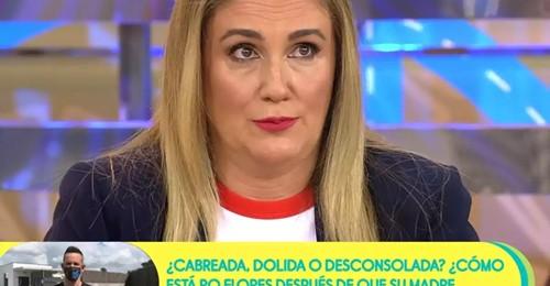 Carlota Corredera acaba con Ana Rosa Quintana: «Ves preparando tu rabieta para mañana»