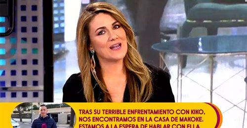 Las 4 personas de Telecinco que ayer señaló Carlota Corredera: 'Vais a perder'