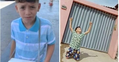 El niño que pidió ayuda mientras vendía agua en la calle para sobrevivir logra comprar una casa