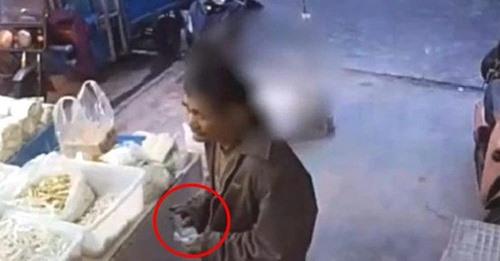 Un humilde anciano lleva 7 años comprando comida con billetes falsos hechos por él