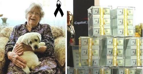 Su familia se queda perpleja cuando supo que dejó 9 millones de dólares pero no heredarían nada
