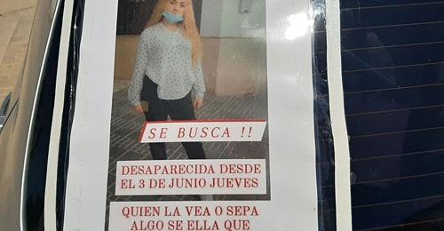 El ex novio de Rocío Caíz era sospechoso tras comprar una motosierra y rastrear el móvil de ella