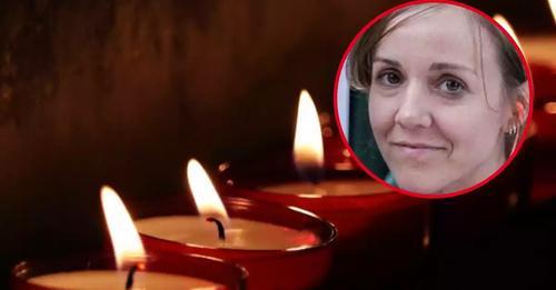 Alicia, la periodista de 36 años fallecida al ser 'atropellada' por su pareja
