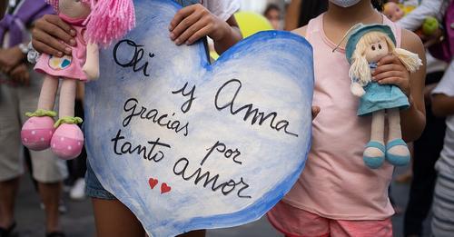 Carta de la madre de las niñas de Tenerife: Son dos ángeles que han venido al mundo enseñando una gran lección a costa de su vida