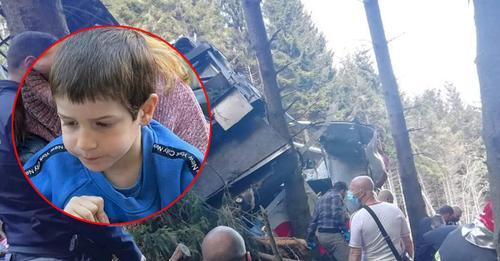 Desaparece Eitan, el niño de 6 años que sobrevivió a la caída de un teleférico
