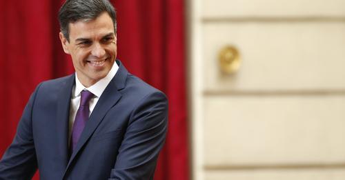 Pedro Sánchez anuncia una bajada de impuestos en España