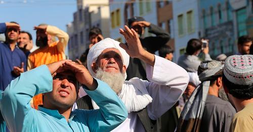 Los talibán matan y cuelgan en público a cuatro secuestradores