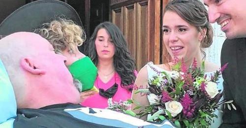 Pedro, el español fallecido después de cumplir su último deseo con su hija Ruth
