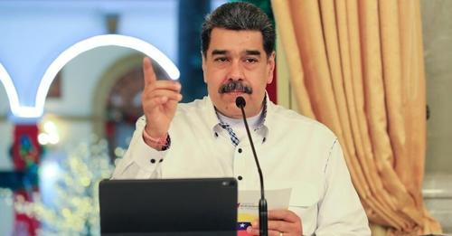 Maduro asegura que 'España debe rectificar y pedir perdón a toda América'