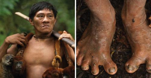 Descubren fotos de misteriosa Tribu Huaorani en peligro de extinción