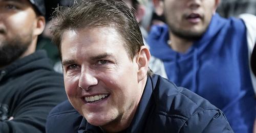 El impactante cambio físico de Tom Cruise: irreconocible y desfigurado