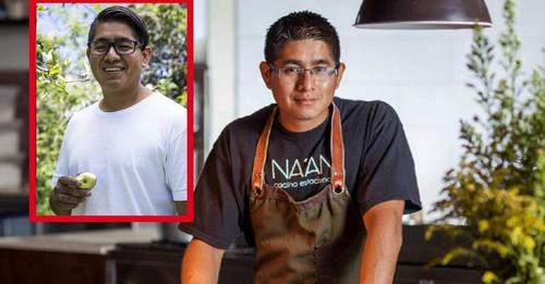 Muere con tan solo 31 años el conocido chef Armando Cajero